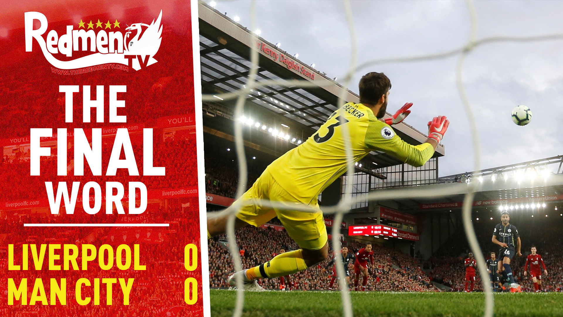 Man City Liverpool Tv