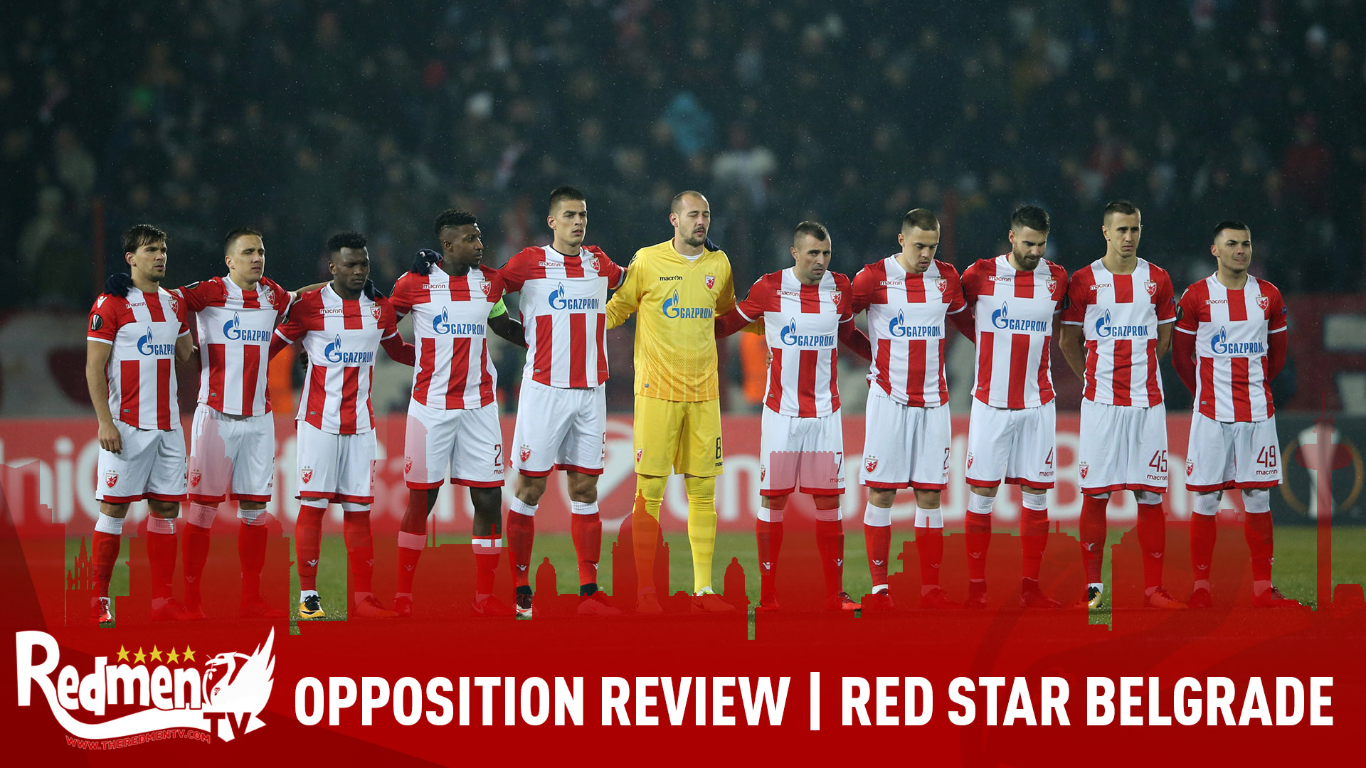 Opposition Review | Red Star Belgrade - The Redmen TV