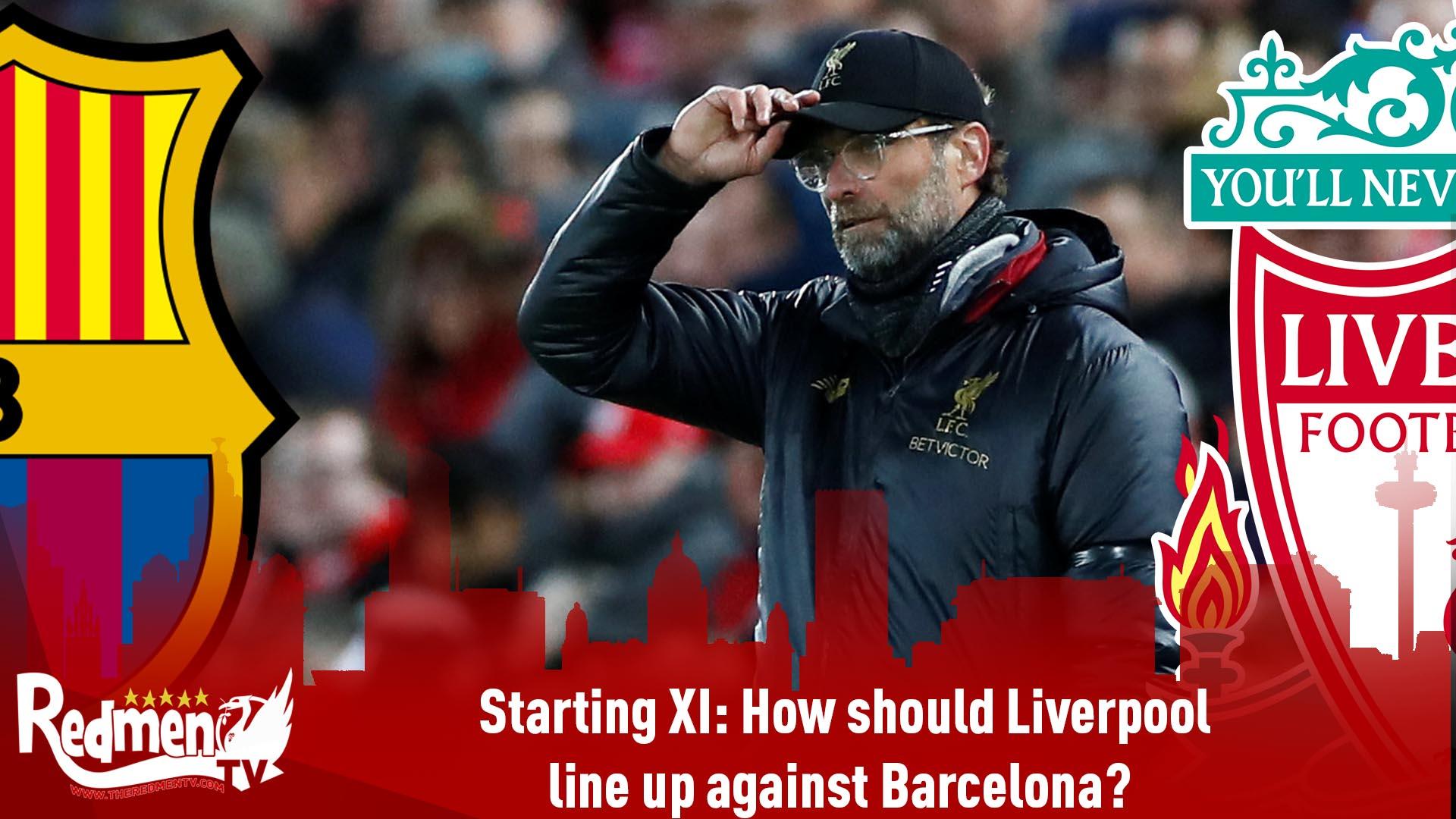 Liverpool Barcelona Tv