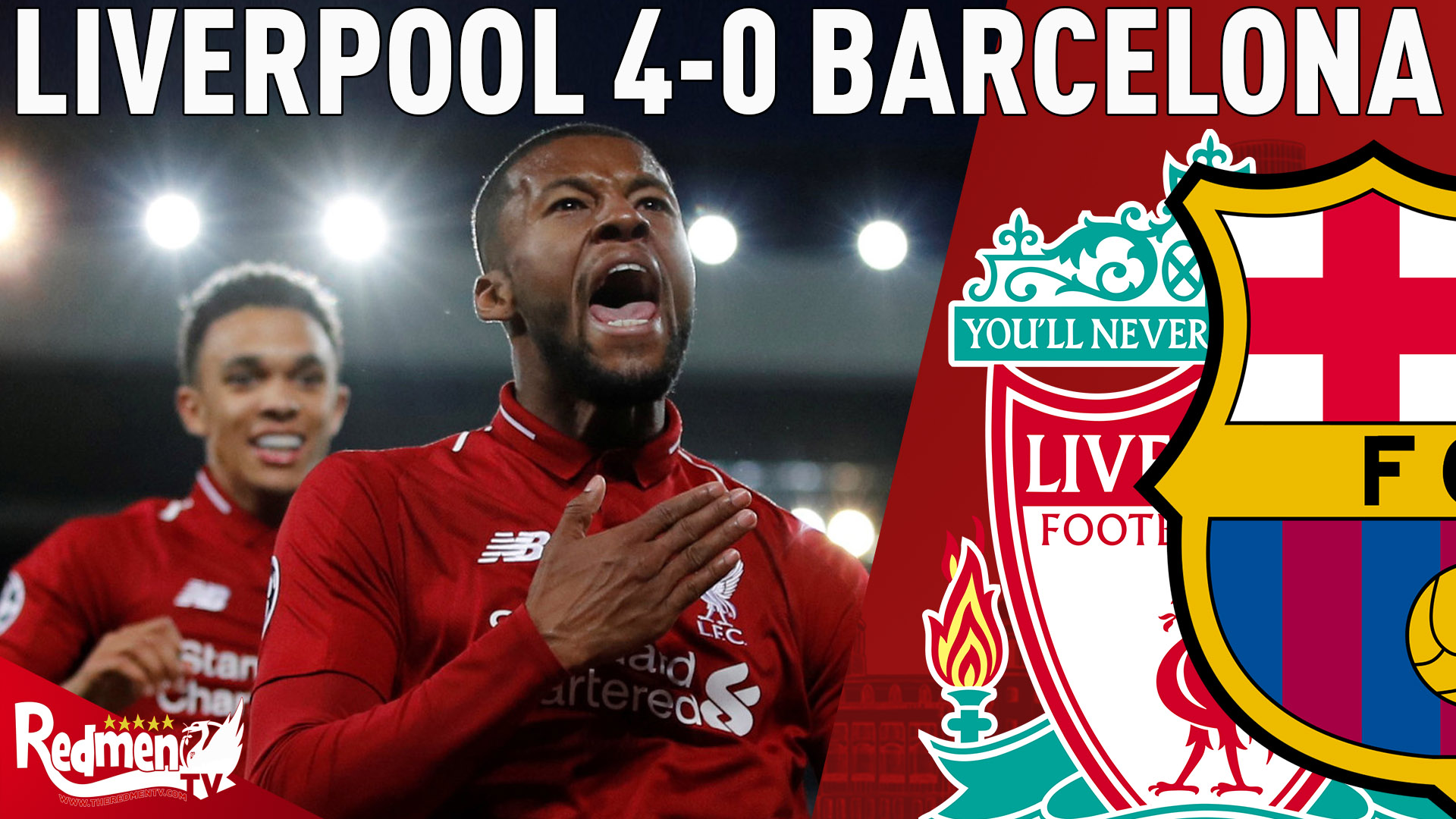 Barca Liverpool