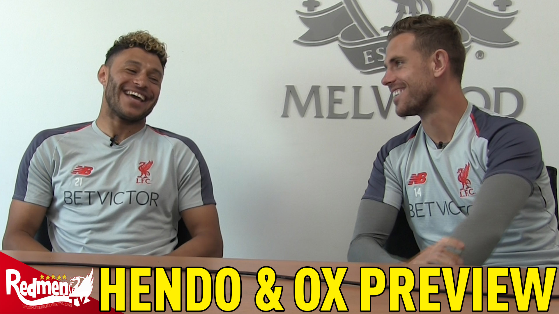 Champions League Final Preview with Hendo & Ox!