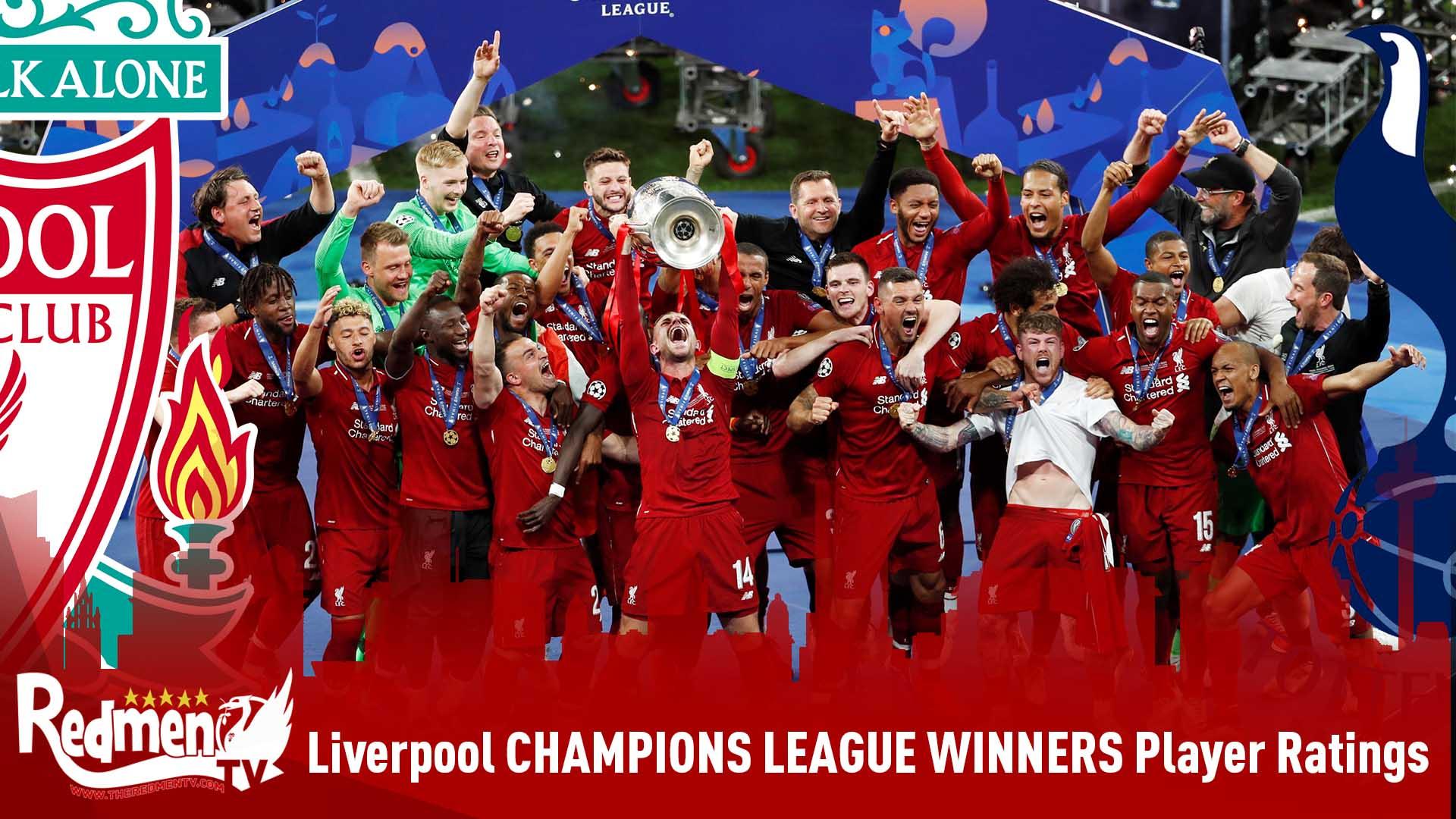 Champions League Winner