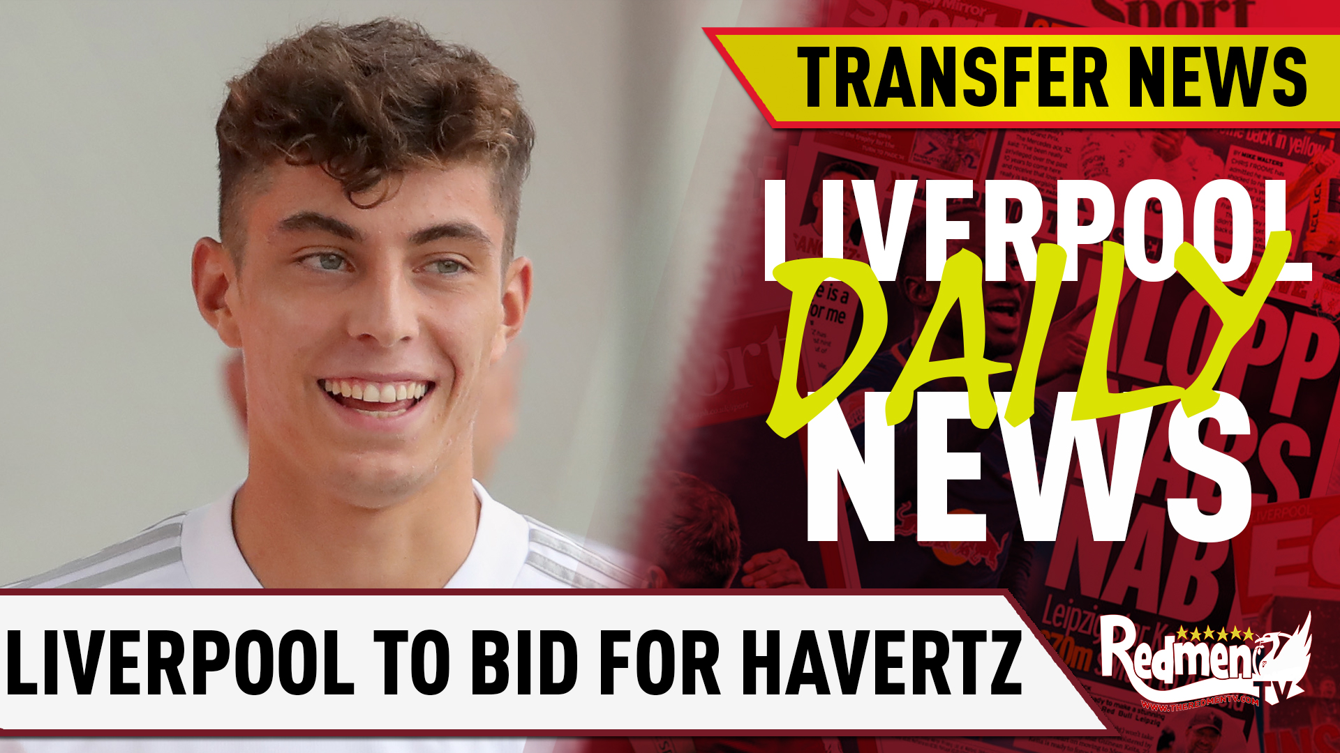 Liverpool To Bid For Havertz Liverpool Daily News Live